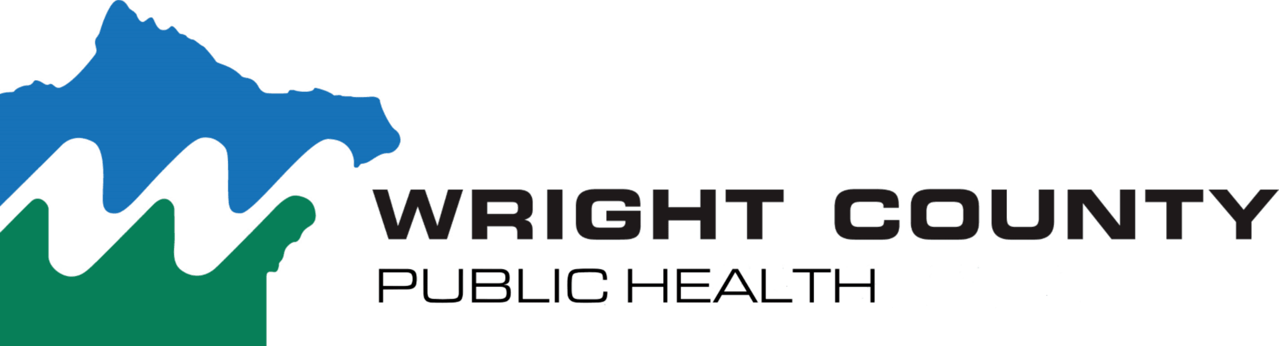 Wright County Public Health Logo
