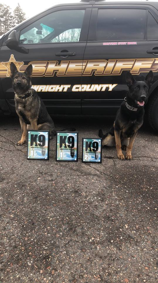 K9 Trials March 2019