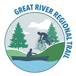 Great River Regional Trail Logo