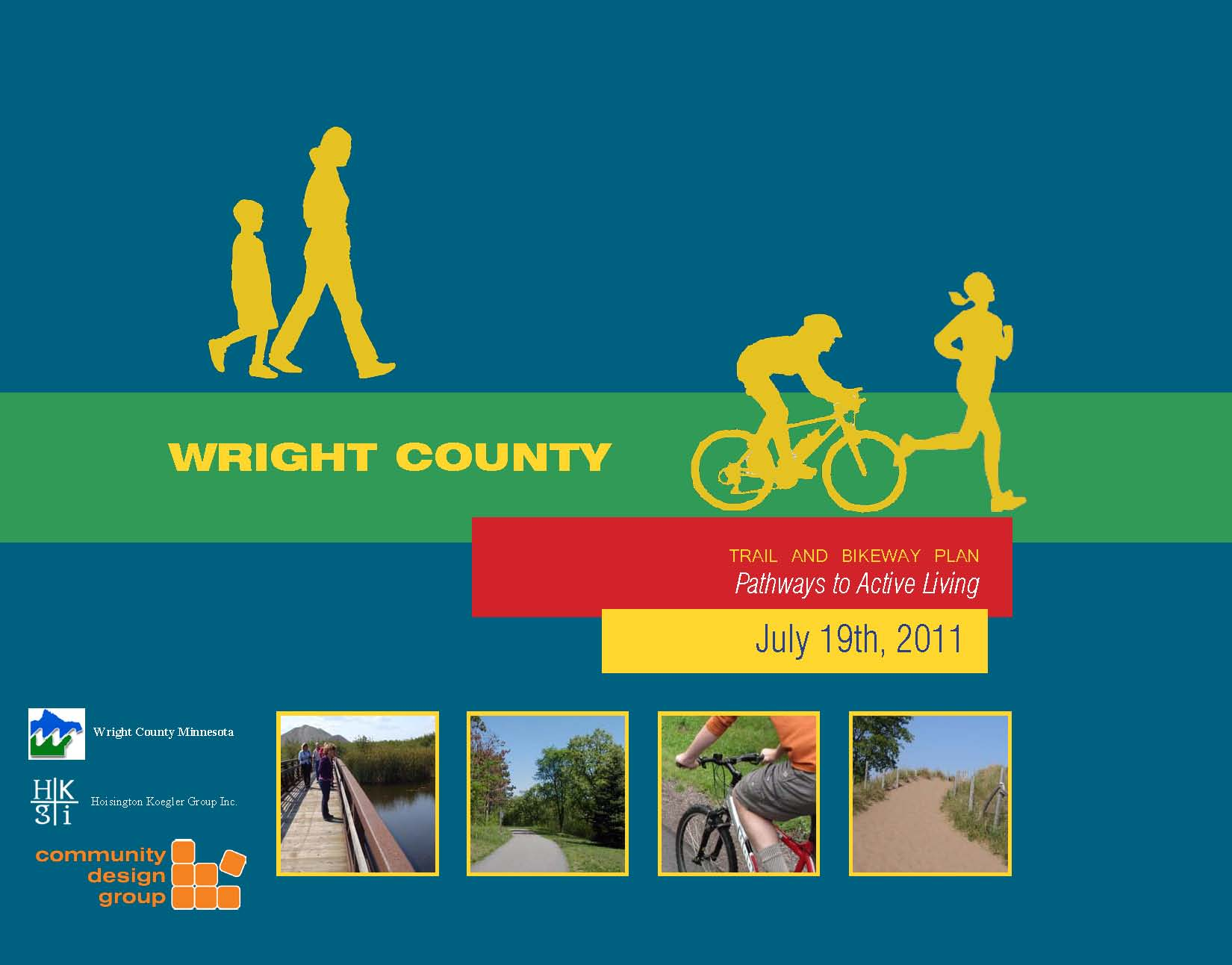 Wright County Trail and Bikeway Plan 1